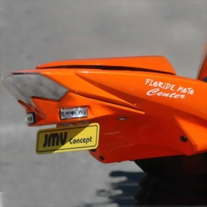 Heckinnenverkleidung für Kawasaki Z750 2007-
