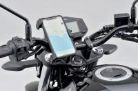 Smartphonehalter verstellbar für 22-29 mm Lenkerdurchmesser