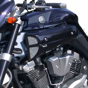 Kühlerverkleidung Yamaha MT 01 Air Cold