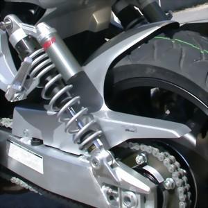 Hinterradabdeckung Unlackiert für Honda CB 1300