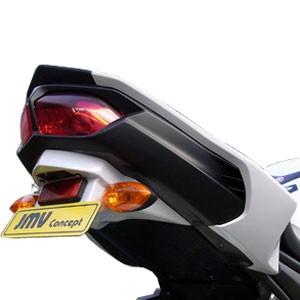 Heckinnenverkleidung kurz für Yamaha FZ 8 2011-