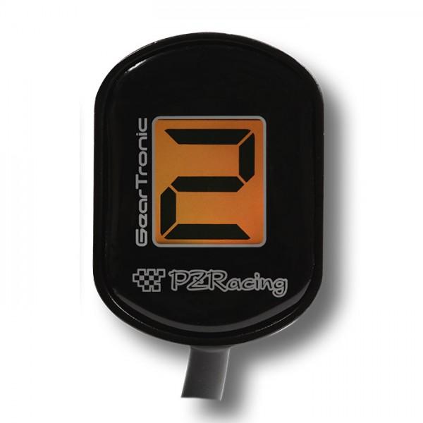 Geartronic Ganganzeige mit per Touchscreen wählbarer Hintergrundfarbe für Honda-Modelle
