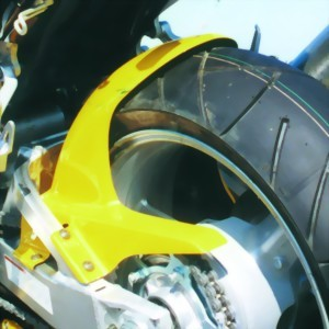 Hinterradabdeckung für Suzuki GSXR 1000 2001-2002
