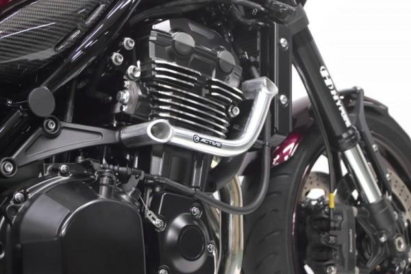 Subframe Rahmenverstärkung schwarz für Kawasaki Z 900 RS und Cafe 2018 - 2020