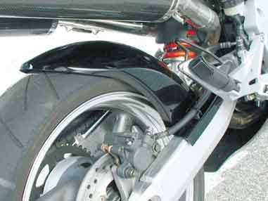 Hinterradabdeckung für Honda CB 900 Hornet 2002-