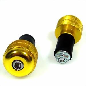 Vibrationsvernichter für Stahllenker aus eloxiertem Aluminium