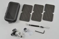 Smartphonehalter mit Case abnehmbar für 22-29 mm Lenkerdurchmesser