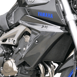 k hlerverkleidung f r yamaha mt 09 hagen sportzubeh r gmbh. Black Bedroom Furniture Sets. Home Design Ideas