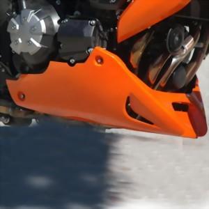 Bugspoiler für Kawasaki Z750 2007-2013