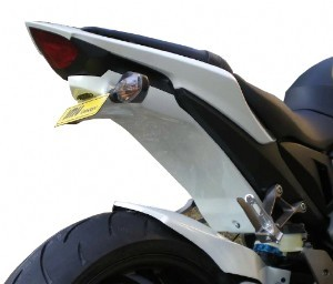 Heckinnenverkleidung für Honda CB 1000 R lang