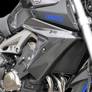 Kühlerverkleidung für Yamaha MT-09