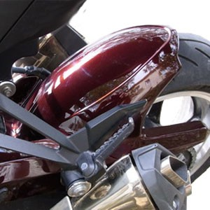 Hinterradabdeckung für Kawasaki Z 1000 2010-